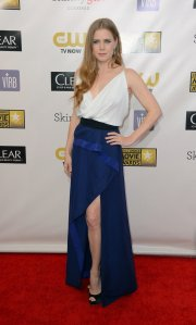 Amy Adams in Vionnet