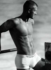 David Beckham Emporio Armani 3