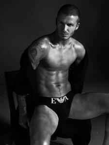 David Beckham Emporio Armani 4